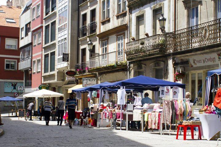 Casco urbano y zona comercial