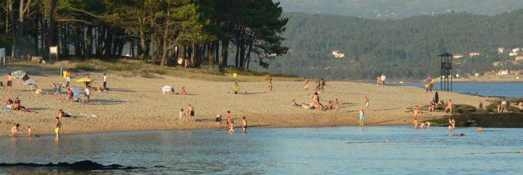 Playa de O Muíño